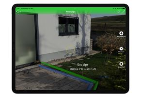 GeoAce Augmented Reality for Surveying and GIS